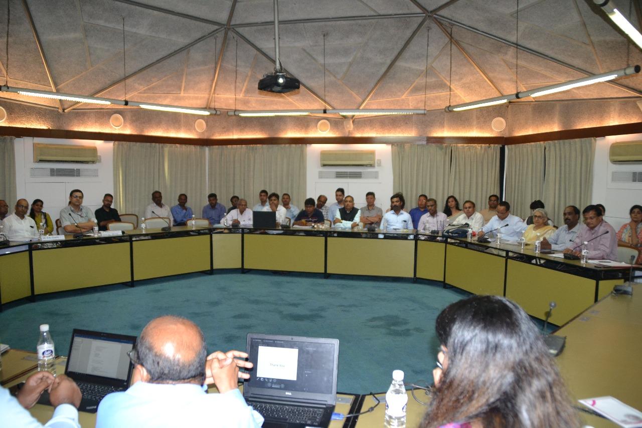 National Workshop on Concurrent Evaluation